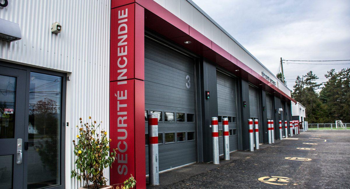 Caserne Incendie Saint-Gabriel-De-Valcartier